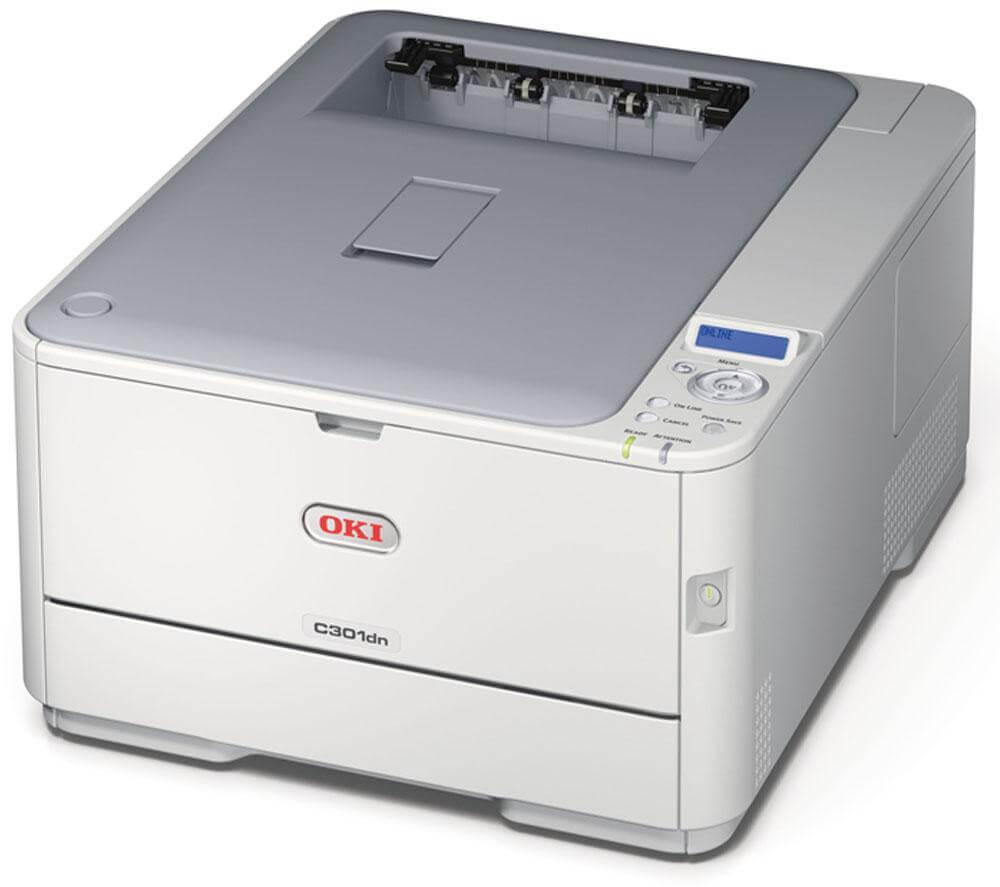 máy in OKI C301DN