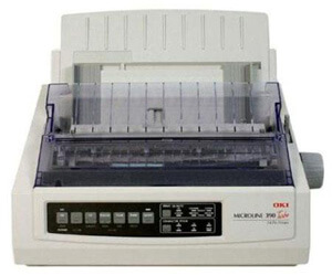 Nạp mực máy in kim OKI ML-390
